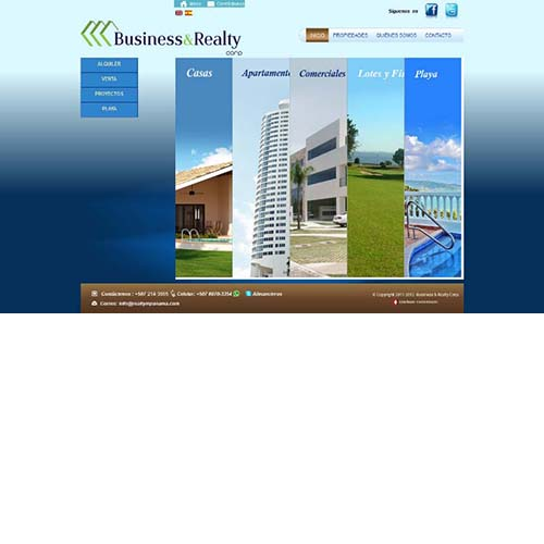 Realty in Panama